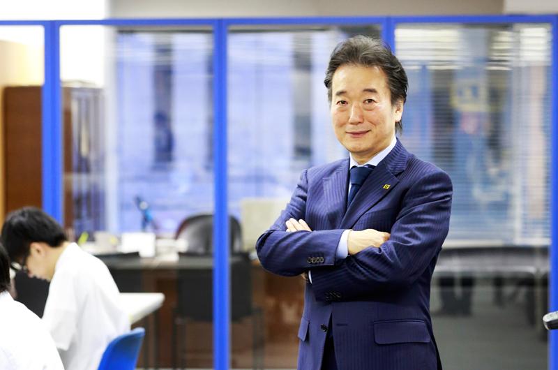 代表取締役社長 長谷川健