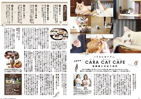 『みーのプラス』CARA CAT CAFE